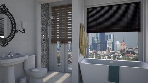 Blancquet - Modern - Bathroom - by Veny Mully