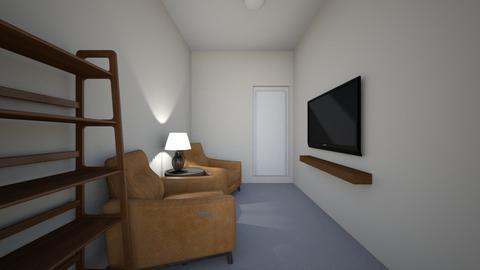 Grandpa Office 2 Loungers - by jojodeedee