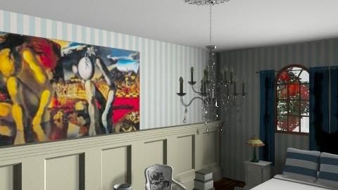 Romantic - Eclectic - Bedroom - by sasalex88