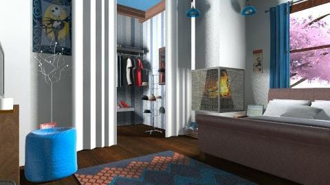 jhdsuyfgu - Bedroom - by Inaaaa