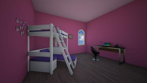 Lovely Loft - Kids room - by gem27