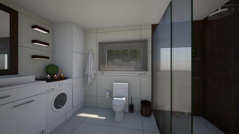 Bathroom B - Bathroom - by ivona_h