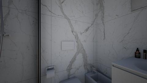 Zeljko Lukac - Bathroom - by andrea0211