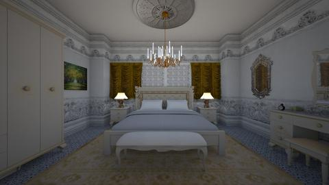 lux - Glamour - Bedroom - by kalanip