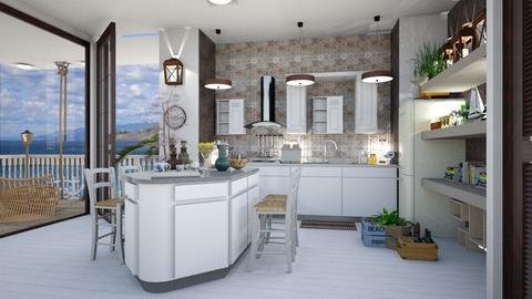 nautica kitchen 123 - by nat mi