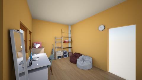 living5 - Classic - Living room - by Nitta JT