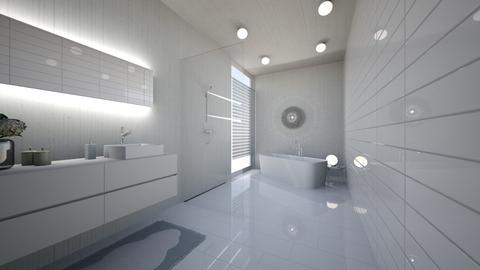 Modern bath - Bathroom - by jana2608