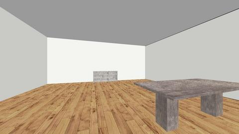 livingroom - Kitchen - by blutwurst345