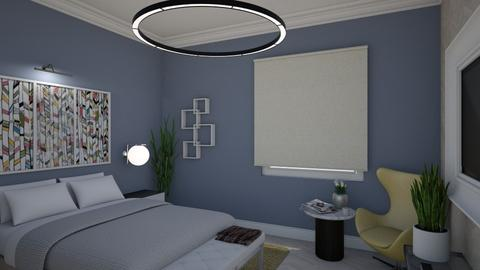 bedroom1 - by K_Lilla
