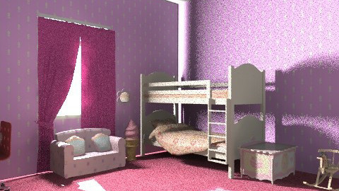 marie - Feminine - Bedroom - by malou84