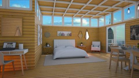 Wood Apartment - Eclectic - by millerfam