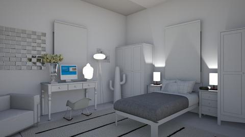 minimal - Minimal - Bedroom - by hello hi hello