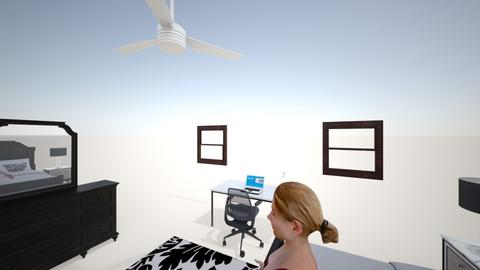 Briana Miolan  - Bedroom - by senewby