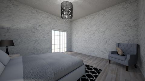 The Little Modern - Modern - Bedroom - by Pitchayapak Pengkaew