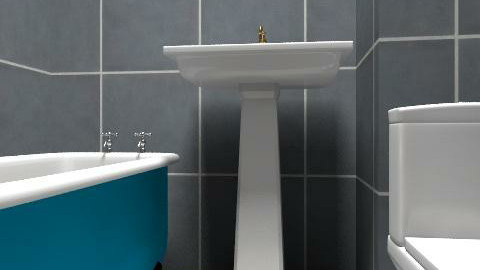 123 - Country - Bathroom - by tolsty28