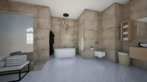 Minim - Bathroom - by 532johanna
