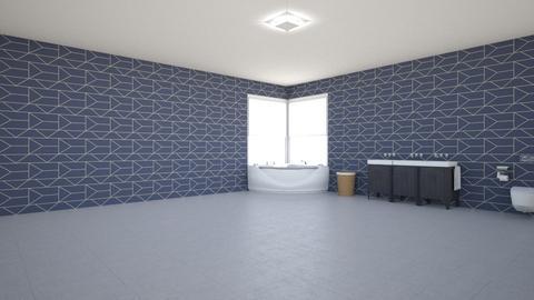 Broom  - Bathroom - by Opal123