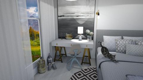 MADSEN template - Bedroom - by PenAndPaper