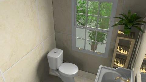 Downstairs wetroom - Bathroom - by nilou