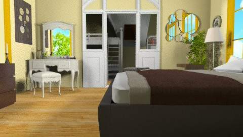 Atillia  - Glamour - Living room - by Siti Idrus