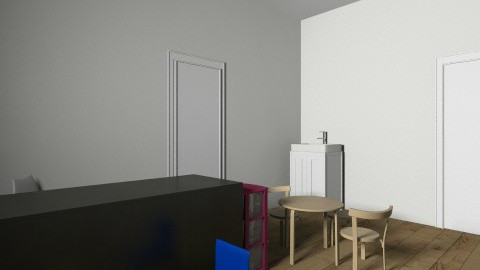 bebsy - Minimal - Office - by alinoeta