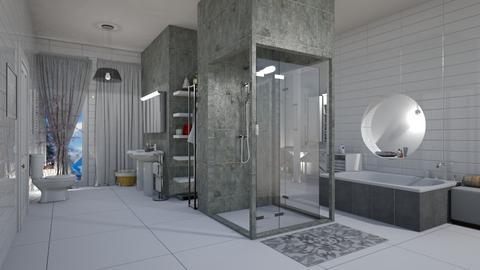 MID BATH massage - Bathroom - by nat mi