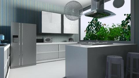 sureal - Kitchen - by Naimegouveia