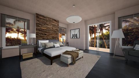 American oxygen - Modern - Bedroom - by Lucii