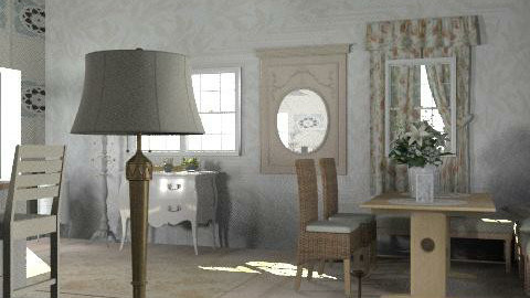 Charlotte - Rustic - Kitchen - by cdeck1554