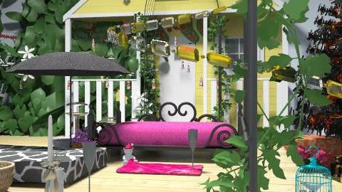 Xmas dream - Glamour - Garden - by manar