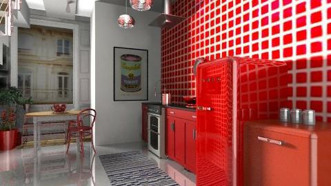 Small  apartment - by juliacavallaro