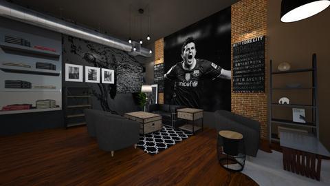 Sports Cafe 1 - by Ejad Shukri