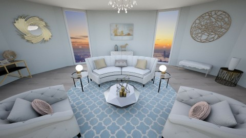 room - Glamour - Living room - by annator