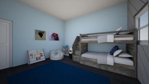 n - Kids room - by madysonelise