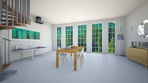 minimal - Minimal - Living room - by franciss
