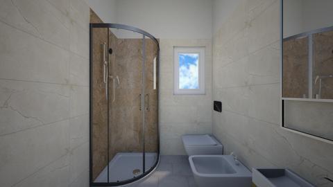 MARINA KOSEC - Bathroom - by ToniBass