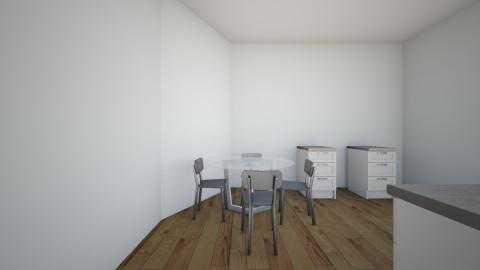 polo club - Living room - by hanna65