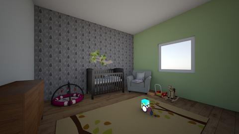 babyroom - Kids room - by Interorbyjosse