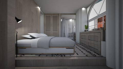 Casa173 - Eclectic - Bedroom - by nickynunes
