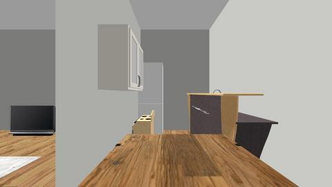 Apartment - by taylorpoling