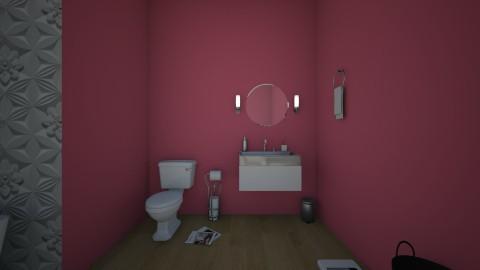 girly bathroom angle 2 - by kristenhead141