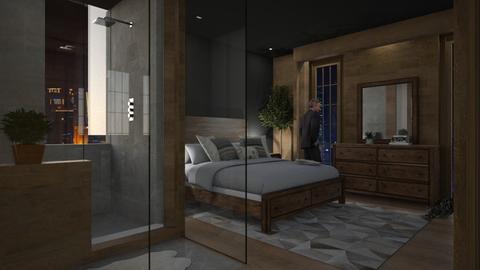 Bedroom N - by AmbianceG