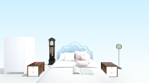 bedroommm - Glamour - by mariamimariamoi