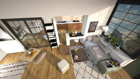 One Room Apartment - Global - by annatyler08