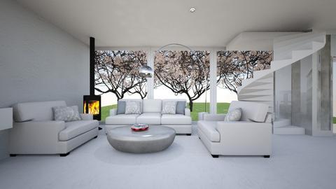 parter 13 05 - Living room - by danamoroianu