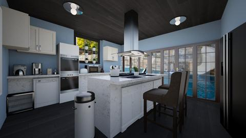 kitchen - Modern - Kitchen - by reariot