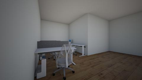 architecture office - Minimal - Office - by joshdelossaints