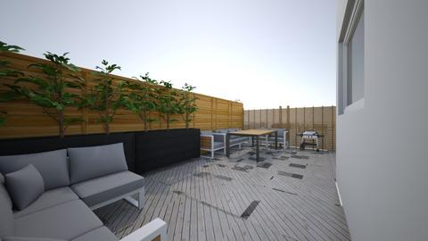 norm patio - Garden - by geord