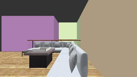 House 2 - Modern - Bedroom - by abilikescats