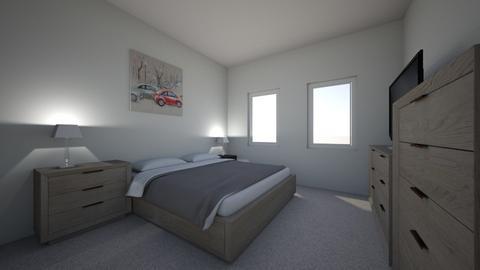 Parents Bedroom - Modern - Bedroom - by cbruno23